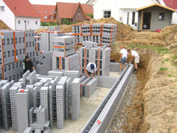 Icf insulated concrete forms for Icf construction