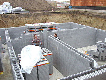 Icf insulated concrete forms for Icf concrete floors