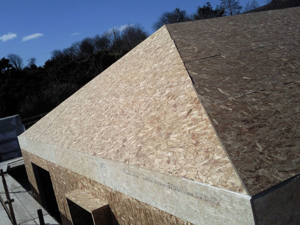 Timber Frame Warm Stud